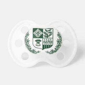 Pakistan National Emblem Pacifier