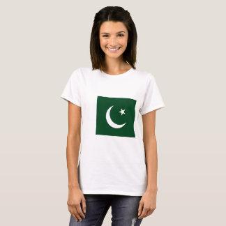 Pakistan National World Flag T-Shirt