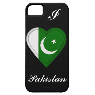 Pakistan Pakistani flag iPhone SE/5/5s Case