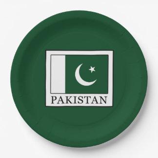 Pakistan Paper Plate