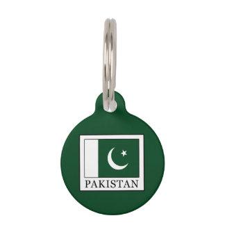 Pakistan Pet Name Tag