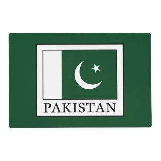 Pakistan Placemat