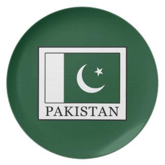 Pakistan Plate