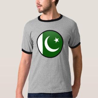 Pakistan quality Flag Circle T-Shirt