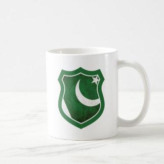 Pakistan Shield Coffee Mug