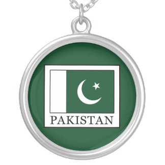 Pakistan Silver Plated Necklace