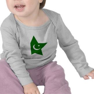 Pakistan Star T-shirt