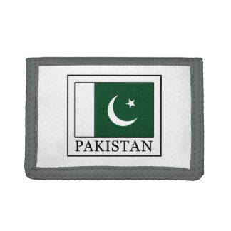 Pakistan Tri-fold Wallets