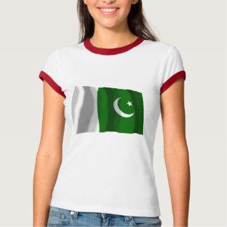 Pakistan Waving Flag T-Shirt