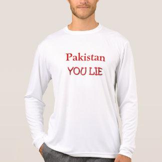 Pakistan You Lie Tee Shirt