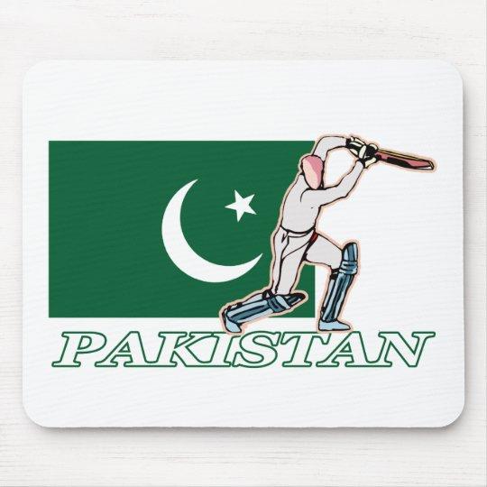 Pakistani Cricket Player Mouse Pad