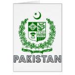 Pakistani Emblem Card