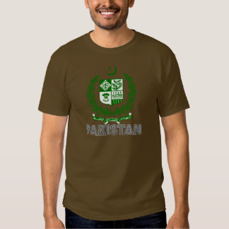 Pakistani Emblem Tee Shirt