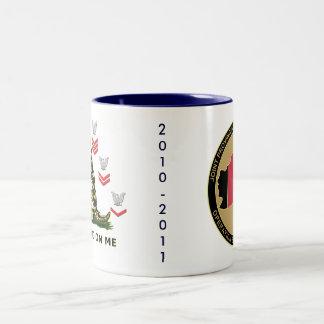 Paktika-Logo, mug design, 2010-2011