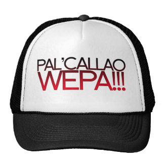 ¡Pal Callao Wepa!!! Lema de Boricua Gorro