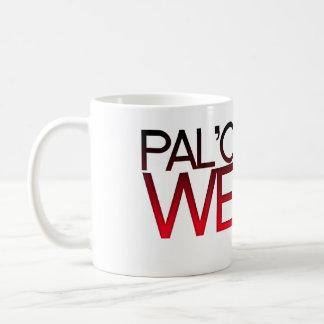 ¡Pal Callao Wepa!!! Lema de Boricua Tazas