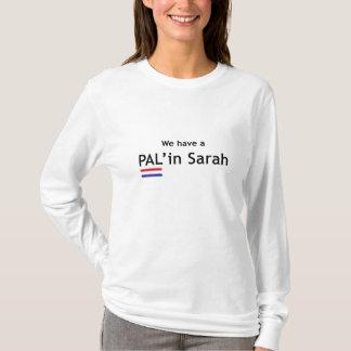 PAL' in Sarah Long Sleeve T-Shirt