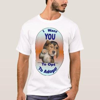 PAL Opt to Adopt T-Shirt