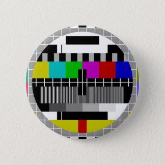PAL TV test signal Button
