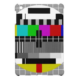 PAL TV test signal iPad Mini Case