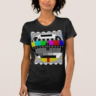 PAL TV test signal T Shirts