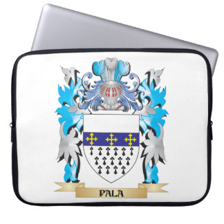 Pala Coat of Arms - Family Crest Laptop Computer Sleeves