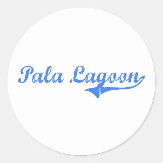 Pala Lagoon Samoa Classic Design Sticker