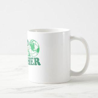 Palabra a su madre taza de café
