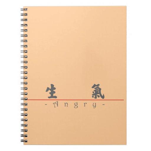 Palabra china para 10028_4.pdf enojado cuaderno