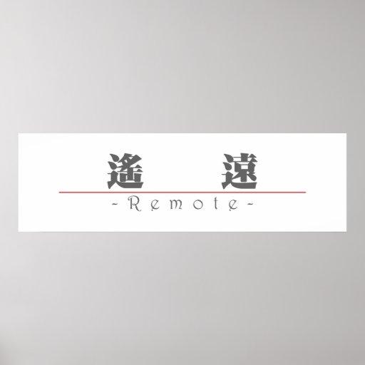 Palabra china para 10067_3.pdf alejado poster