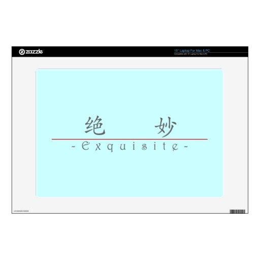 Palabra china para 10369_1.pdf exquisito calcomanías para 38,1cm portátiles