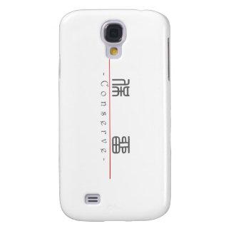Palabra china para Conserve 10348_0.pdf Carcasa Para Galaxy S4