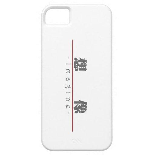 Palabra china para Imagine 10216_3.pdf iPhone 5 Carcasas