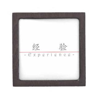 Palabra china para la experiencia 10156_1 pdf caja de joyas de calidad
