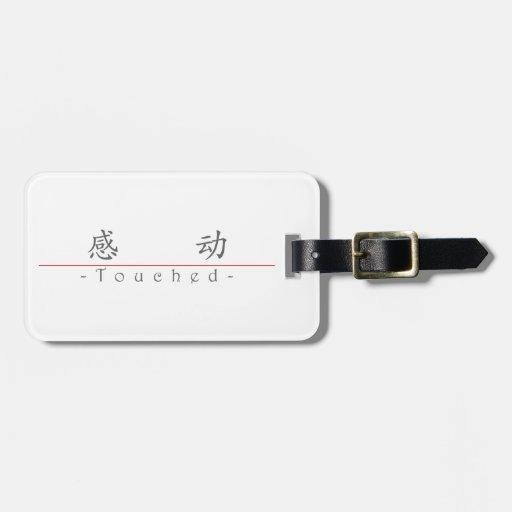 Palabra china para Touched 10033_1.pdf Etiquetas Para Equipaje