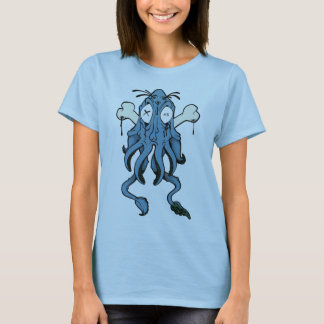 palabra del calamar playera