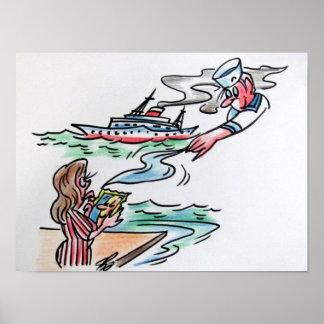 Palabra del marinero posters