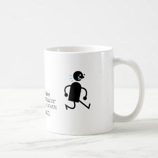 Palabra sucia ejercicio taza de café
