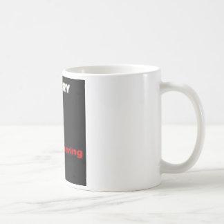 palabra triste taza de café