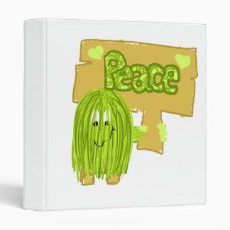 Palabra verde oliva de la paz