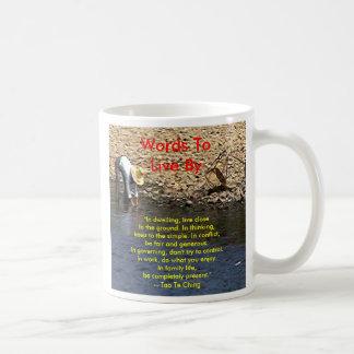 Palabras a vivir cerca --Mujer 2002 de Tao Te Chin Tazas De Café