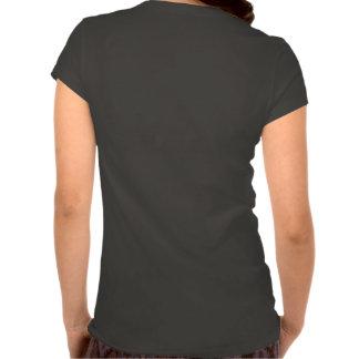 Palabras anales del corazón de la conciencia del camisetas