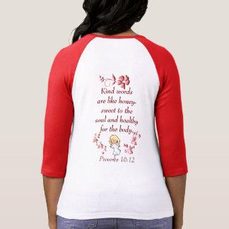 Palabras buenas - camiseta