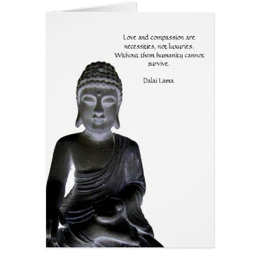 Palabras de la sabiduría tarjeton
