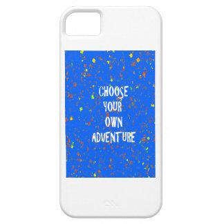 Palabras diy de la sabiduría de la CITA del iPhone 5 Cárcasa