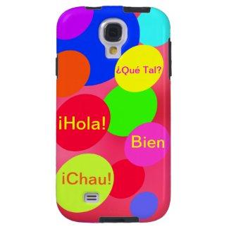 Palabras españolas caso del teléfono
