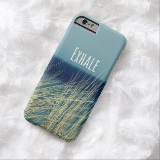 Palabras inspiradas: Exhale Funda De iPhone 6 Barely There