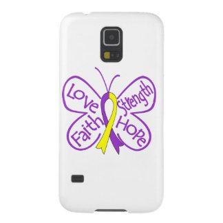 Palabras inspiradoras de la mariposa autoinmune de funda para galaxy s5