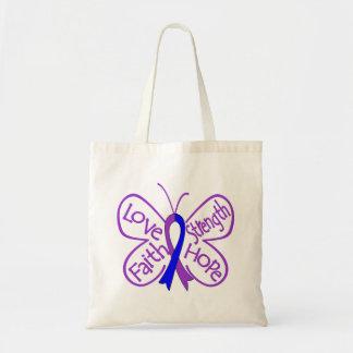 Palabras inspiradoras de la mariposa de la bolsas