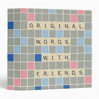 """Palabras originales con los amigos carpeta 1 1/2"""""""